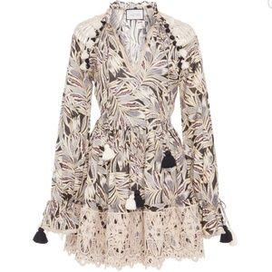 ALEXIS Persia Mini Dress